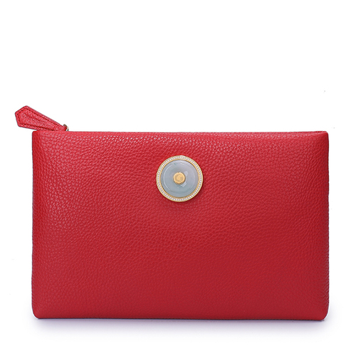 Red soft bag (with Emerald)