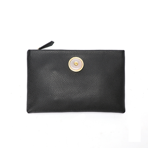 Black soft bag (with Emerald)